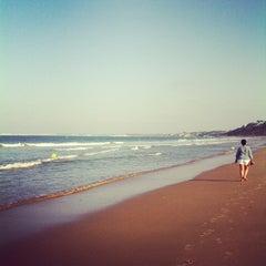 Photo taken at Playa Las Redes by Yaya G. on 8/25/2013