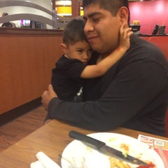 Photo taken at Denny's by Suzanne H. on 4/3/2014
