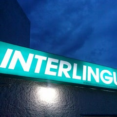 Photo taken at Interlingua by Abi B. on 10/24/2012