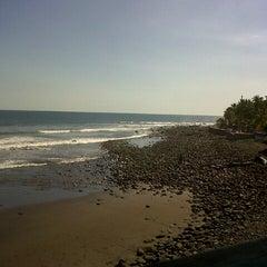 Photo taken at El puerto de la libertad by Silvia U. on 12/5/2012