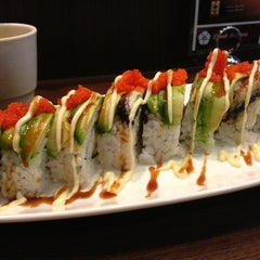 Photo taken at Toyama Japanese Resturant by David D. on 5/19/2013