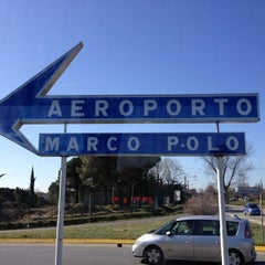 Photo taken at Aeroporto di Venezia Marco Polo (VCE) by Dean C. on 3/3/2013
