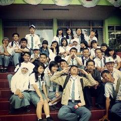 Photo taken at SMA Negeri 1 Batu by Agung P. on 5/19/2014