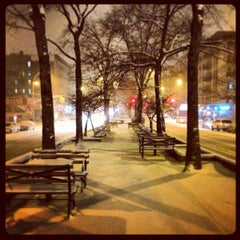Photo taken at 151st & Broadway by Rafael on 3/19/2013