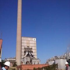 Photo taken at CMPC Celulose Riograndense by C. Mateus R. on 8/20/2013