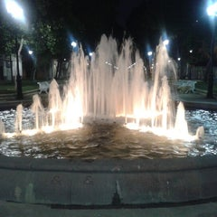 Photo taken at Paseo Bulnes by Paly on 11/15/2012