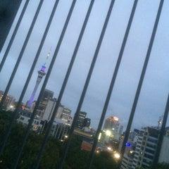 Photo taken at Auckland by Rasli R. on 1/28/2016
