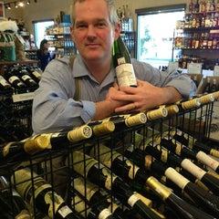 Photo taken at Houston Wine Merchant by mai p. on 3/13/2014