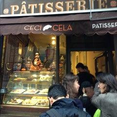 Photo taken at Ceci-Cela by Daniel A. on 10/29/2012