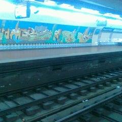 Photo taken at Estación Diagonal Norte [Línea C] by Sebas A. on 12/18/2012