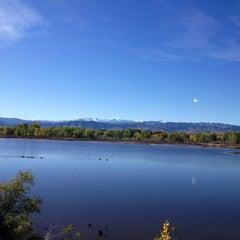 Photo taken at Walden Ponds Wildlife Habitat by Madison B. on 10/6/2013