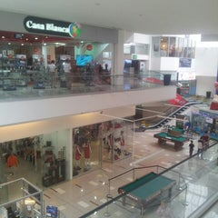 Photo taken at Mall Multicentro by Dani C. on 2/17/2013