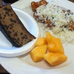 Photo taken at East Campus Dining Hall by Kayla M. on 10/4/2012