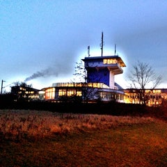 Photo taken at Deutsche Telekom Campus by Michael T. on 12/20/2012