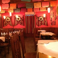 Photo taken at Restaurante La Herradura by Daniel D. on 1/20/2013