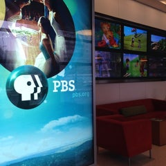 Photo taken at PBS Headquarters by Toby C. on 3/25/2014