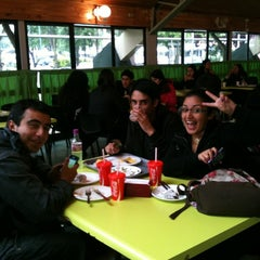 Photo taken at Casino Las Araucarias - UFRO by Consuelo F. on 11/8/2012