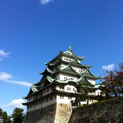 Photo taken at 名古屋城 (Nagoya Castle) by Seunghoon K. on 11/20/2012