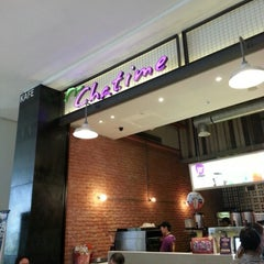 Photo taken at Chatime by Rifdy R. on 2/2/2013