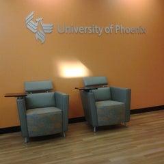 Photo taken at University of Phoenix by Yolanda d. on 10/10/2013