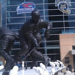 Photo taken at CONSOL Energy Center by Jesse B. on 4/13/2013