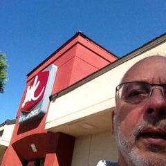 Photo taken at Jack in the Box by Harald B. on 9/18/2013