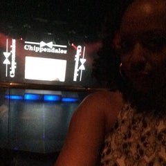 Photo taken at Chippendales Theatre at The Rio Vegas by Kellee K. on 5/9/2015