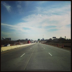 Photo taken at Interstate 75 by Corey L. on 1/4/2013