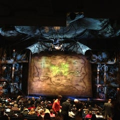 Photo taken at Gershwin Theatre by Colette Q. on 2/8/2013