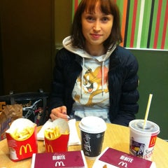 Photo taken at McDonald's by Ренат on 10/11/2013