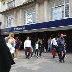 Photo taken at Richmond Railway Station (RMD) by Foursquire on 6/2/2013