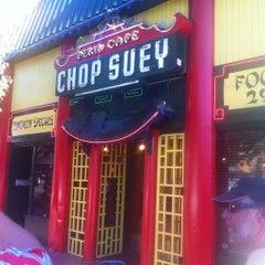 Photo taken at Chop Suey Pekin Cafe by David N. on 8/18/2014
