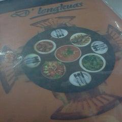 Photo taken at D'Lengkuas Restoran Selera Kampung by Huzaifah A. on 12/13/2012