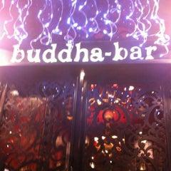 Photo taken at Buddha Bar by Elizabeth on 2/23/2013