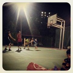 Photo taken at K9 Basketball Court by Muhammad Syazwanul Badri R. on 11/29/2013