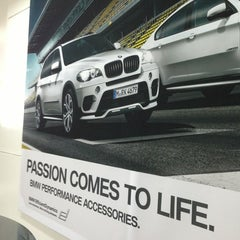 Photo taken at Autohaus BMW by Joseph R. on 6/29/2013