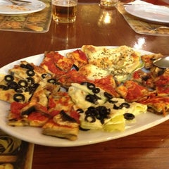 Photo taken at Café Café by Paco R. on 2/10/2013