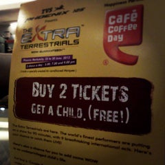 Photo taken at Cafe Coffee Day by Rajesh M. on 6/29/2013