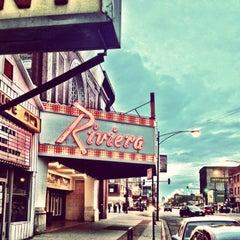 Photo taken at Riviera Theatre by Lauren D. on 5/3/2013