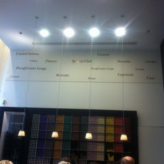 Photo taken at Nespresso Boutique by Isabelle on 10/3/2012