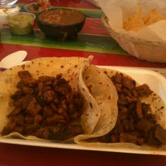 Photo taken at Tacos De Mexicali by Darren W. on 1/19/2013