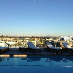 Photo taken at Andaz San Diego by Charlene on 2/23/2013