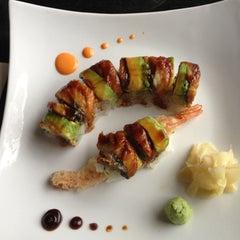 Photo taken at Sakura Japanese Restaurant by Jesus R. on 4/29/2013