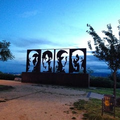 Photo taken at Castell de Montjuïc by mamomo l. on 4/21/2014