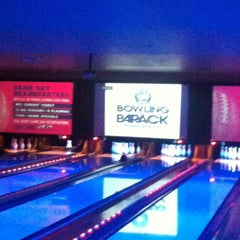 Photo taken at Lucky Strike Miami by Christopher B. on 10/3/2012