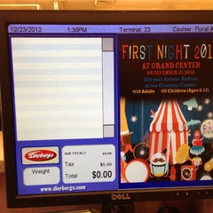 Photo taken at Dierbergs by Circus K. on 12/23/2012
