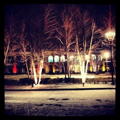 Photo taken at The Shops at Atlas Park by Raymond R. on 2/3/2013