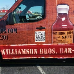 Photo taken at Williamson Bros Bar-B-Q by George T. on 1/18/2013