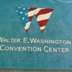 Photo taken at Walter E. Washington Convention Center by Rebecca L. on 3/16/2013