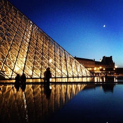 Photo taken at Musée du Louvre by HJ on 6/13/2013